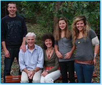 Desmond Swayne & Family